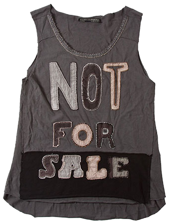 All Saints for Not for Sale