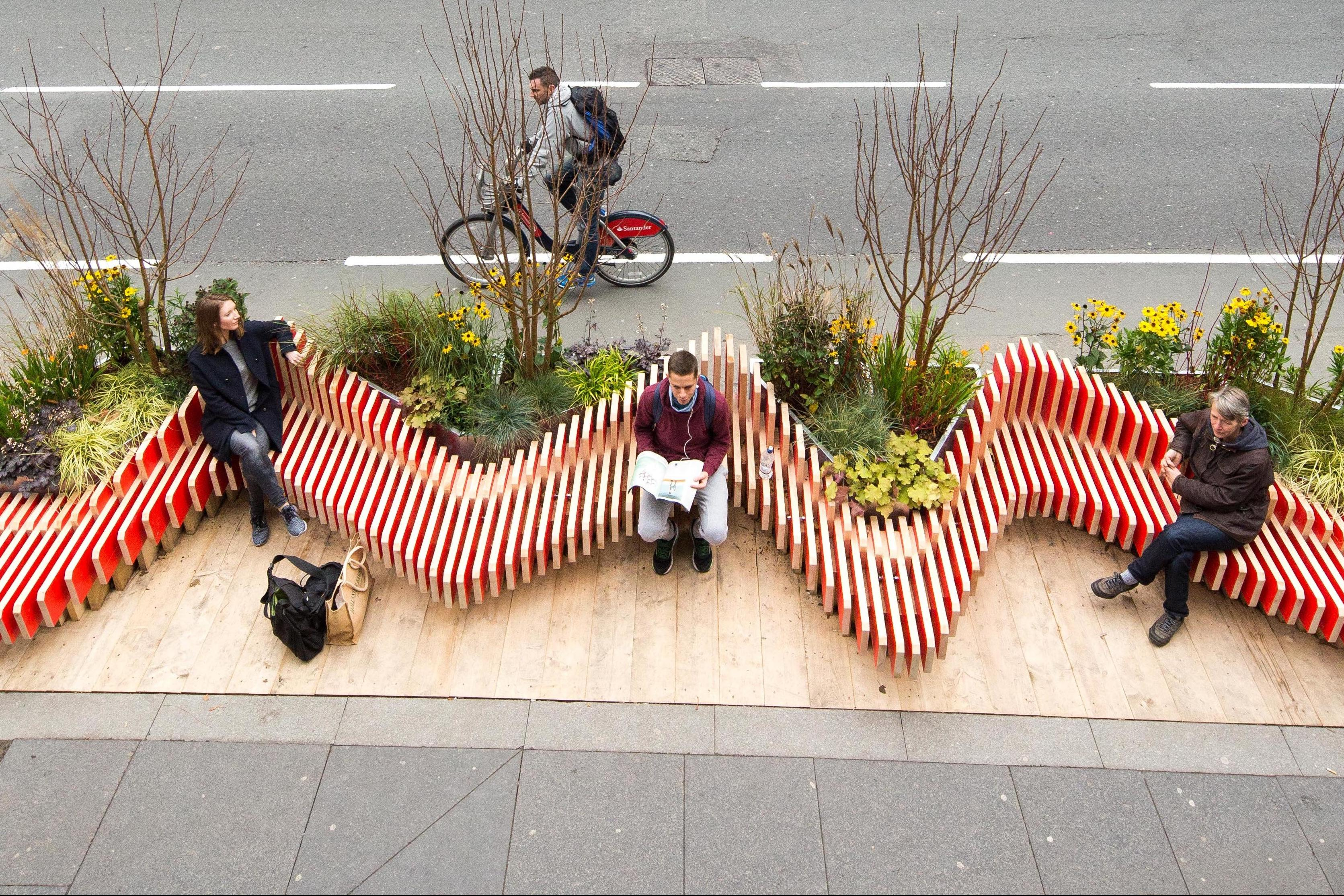 City Parklets Competition