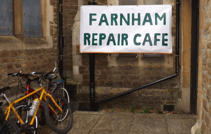 The New DIY: Repair Cafés