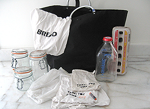 zero-waste shopping-kit