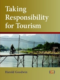 Taking Responsibility for Tourism Book Cover Image