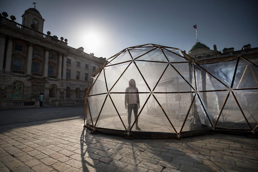 Pollution Pods land in Greater Manchester for Clean Air Week'19