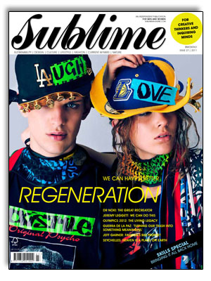 Issue 27 - Regeneration