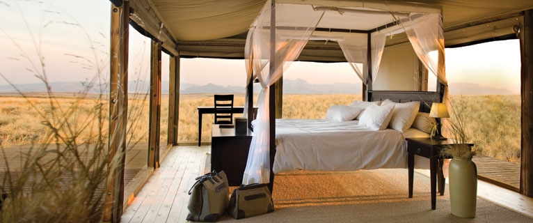 Desert Song - Camping in Namibia