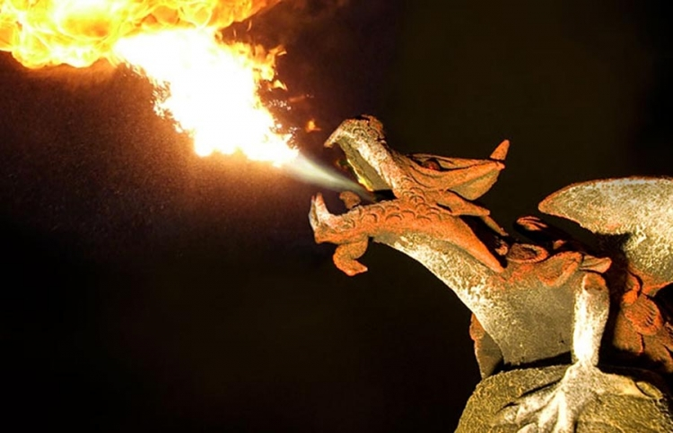 Breathing Fire