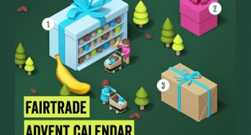 Fairtrade Virtual Advent Calendar