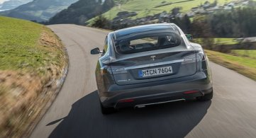 Top Five Electric Cars